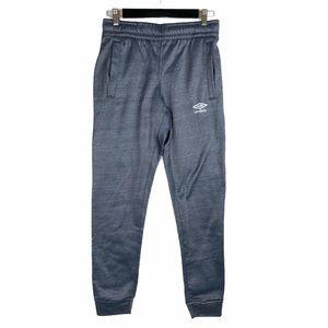 Umbro Dark Gray Training Jogger Pants